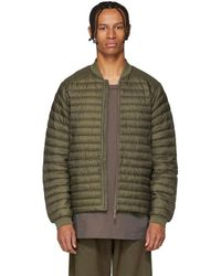 Arc'teryx - Green Conduit Lt Shell Bomber Jacket - Lyst