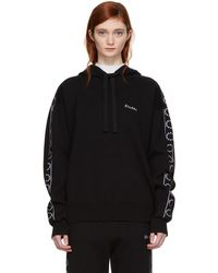 Etudes Studio - Black Time-out Hoodie - Lyst