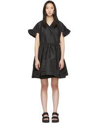Cecile Bahnsen - Black Mini Prisca Dress - Lyst