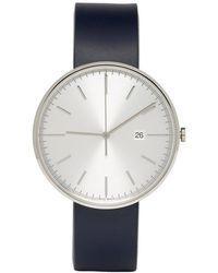 Uniform Wares - Ssense Exclusive Blue M40 Watch - Lyst