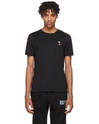 Fendi - Black Martini T-shirt - Lyst