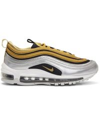 Nike - Gold Air Max 97 Se Sneakers - Lyst
