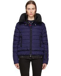 Moncler Grenoble - Purple Down Vonne Jacket - Lyst