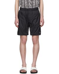 Saturdays NYC - Black All-purpose Trent Shorts - Lyst