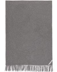 Acne Studios - Grey Canada New Scarf - Lyst