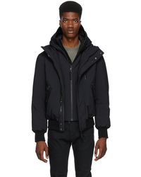 Mackage - Black Down Denton Jacket - Lyst