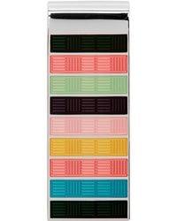 Paul Smith - Silver Artist Stripe Money Clip - Lyst