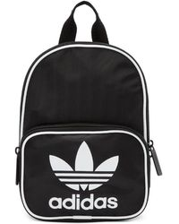 adidas Originals - Black Mini Santiago Backpack - Lyst