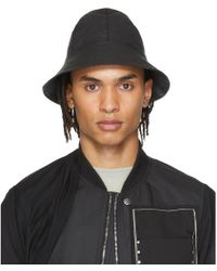 Rick Owens - Black Giligan Hat - Lyst