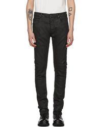 Rick Owens Drkshdw - Black Detroit Cut Jeans - Lyst