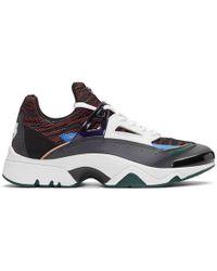KENZO - Multicolor Sonic Sneakers - Lyst