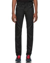 DIESEL - Black Thommer 082al Jeans - Lyst