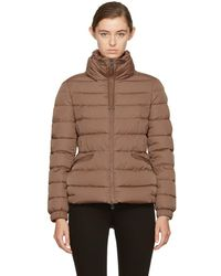 Moncler - Pink Down Irex Jacket - Lyst