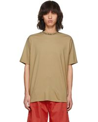 Acne Studios - Green Navid T-shirt - Lyst