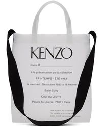e15b4f76485 Women's KENZO Totes and shopper bags - Lyst
