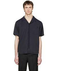 Tim Coppens - Navy Bowling Shirt - Lyst