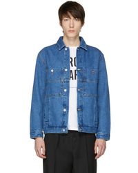 Etudes Studio - Blue Denim Guest Jacket - Lyst