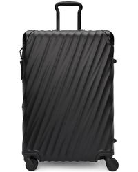 Tumi - Black Aluminum Extended Trip Packing Suitcase - Lyst