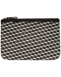 Pierre Hardy - Multicolour Large Perspective Cube Pouch - Lyst
