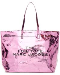 Marc Jacobs - ピンク ホイル トート - Lyst