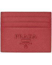 a1df0cd4825a Women's Prada Coin purses and wallets Online Sale - Lyst