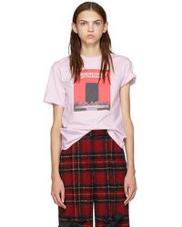 Undercover - Pink Last Supper T-shirt - Lyst