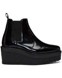 Pierre Hardy - Black Jodhpur Boots - Lyst
