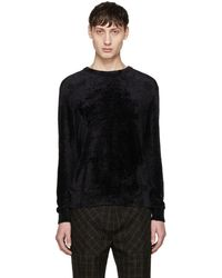 Cmmn Swdn - Black Colby Sweater - Lyst