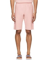 Champion - Pink French Terry Shorts - Lyst