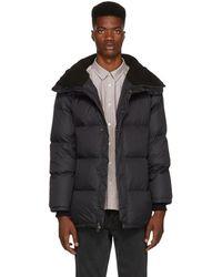 Saturdays NYC - Black Silas Down Puffer Jacket - Lyst 7c48dc91b852