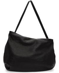 Marsèll - Black Fantasma Shoulder Bag - Lyst
