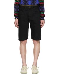 25f6043cf78 Men's Saint Laurent Shorts Online Sale - Lyst
