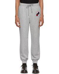 d45956838f172 Pantalon de jogging avec bandes contrastantes sur les cts PUMA pour ...