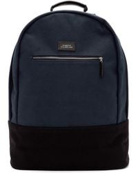 Saturdays NYC - Navy Hannes Backpack - Lyst