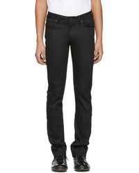 Naked & Famous - Black Skinny Guy Jeans - Lyst