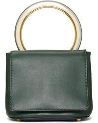 Marni - Green And Blue Circle Handle Bag - Lyst