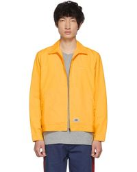 Dickies Construct - Yellow Barracuda Jacket - Lyst