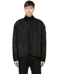 Jan Jan Van Essche - Black #23 Jacket - Lyst