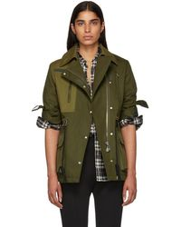 Altuzarra - Green Chet Jacket - Lyst
