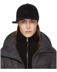 The North Face - Black Wool Cryos Cap - Lyst