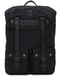 Belstaff - Black Colonial Backpack - Lyst
