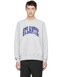 Noah - Grey Atlantic Sweatshirt - Lyst