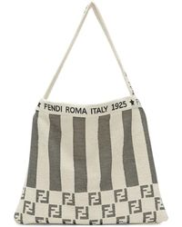 Fendi - Off-white Forever Towel - Lyst