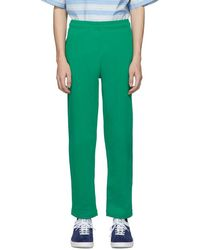 KENZO - Green Jumping Tiger Lounge Pants - Lyst