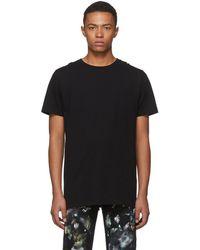 Off-White c/o Virgil Abloh - Ssense Exclusive Black 3d Diagonal T-shirt - Lyst
