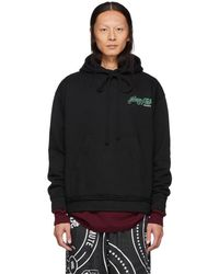 3f45205818db Song For The Mute - Black Nothing Edition Balm Long Sleeve Hoodie - Lyst
