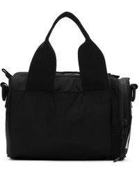 Y-3 - Black Mini Logo Bag - Lyst