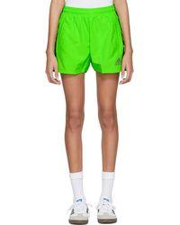 Gosha Rubchinskiy - Green Adidas Originals Edition Shorts - Lyst