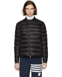 Moncler - Black Down Crio Jacket - Lyst