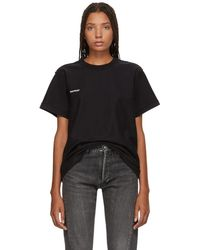 Vetements - Black Regular Inside-out T-shirt - Lyst